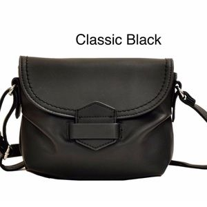 LAST ONE!! Small Soft Black Crossbody
